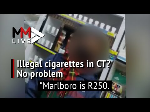 R250 for a pack of cigarettes? we go undercover to find smokes in cape town
