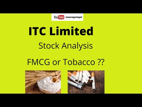 Itc ltd : stock analysis reasons of underperformance | fmcg or tobacco?