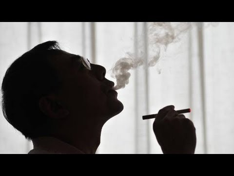 Smoking ads are back on tv
