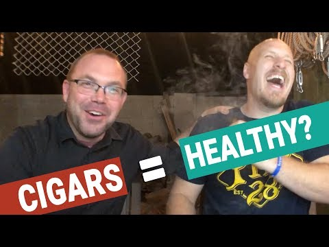 How cigars can be good for you! (f. undercrown)