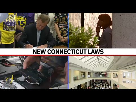 Increased age to buy tobacco, vaping products among new connecticut laws