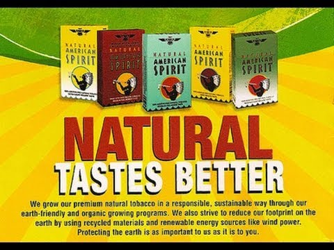 Natural american spirit cigarettes coupon 1 pack for $1