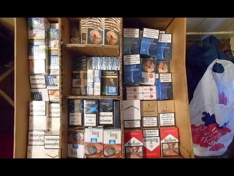 Fake cigarettes containing human excrement, arsenic and dead flies flooding the uk