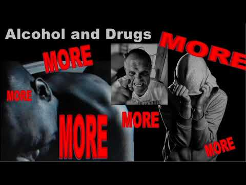 The impact of alcohol and drugs on your health