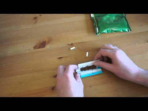How to roll a cigarette by hand, simple guide to rolling the perfect roll up in seconds
