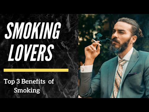 Smoking lovers | in english funny reasons for smoking | why do people smoke tobacco