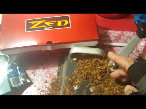 How to roll a perfect cigarette every time with a rolling machine