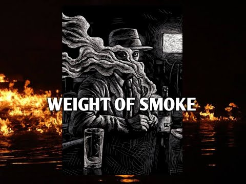 Measuring the weight of the smoke. how to measure the weight of the smoke.