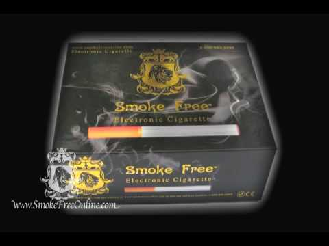 Electronic cigarette - smoke free - how does it work?