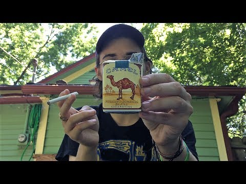 Camel unfiltered cigarette review