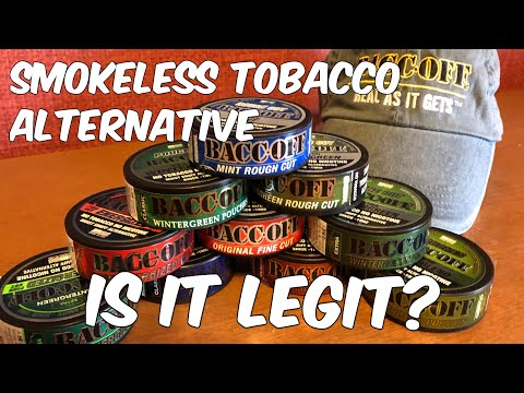 Bacc off smokeless tobacco alternative. is it legit or did it miss the mark?
