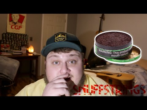 The culture of smokeless tobacco (why do i dip?)